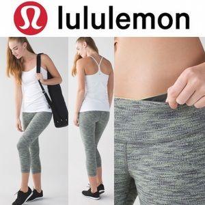 Lululemon Wunder Under Crop II 4